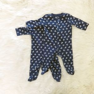 2 Piece Twin Sleeper Set